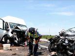 Dvije osobe poginule u prometnoj nesreći (Video: Dnevnik Nove TV)