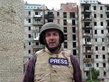 Fotoreporter Zoran Marinović iz ratom zahvaćenog Donjecka (Video: Dnevnik Nove TV)