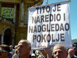 Reakcije na preimenovanje Trga maršala Tita (Video: Dnevnik Nove TV)