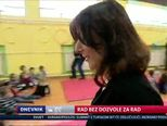 Rad bez dozvole za rad (Video: Dnevnik Nove TV)