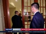 Ostavka zbog lokalnih izbora (Video: Dnevnik Nove TV)
