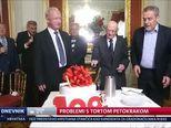 Problemi s tortom petokrakom (Video: Dnevnik Nove TV)