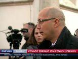 Kovačić zbrinuo još jednu službenicu (Video: Dnevnik Nove TV)