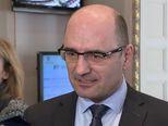 Milijan Brkić: Uvjeren sam da će HDZ izabrati istinskog HDZ-ovca (Video: Dnevnik.hr)