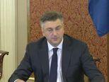 Plenković: Moramo svi zajedno smiriti loptu (Video: Dnevnik.hr)