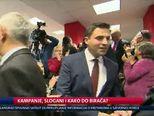 Kampanje, slogani i kako do birača? (Video: Dnevnik Nove TV)