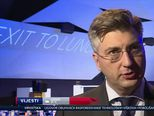 Andrej Plenković o Viktoru Orbanu (Video: Vijesti u 17h)