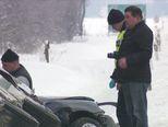 Prve žrtve polarnog vremena (Video: Dnevnik Nove TV)