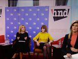 Tribina Žene i mediji u Hrvatskoj (Video: Vijesti Nove TV u 17)