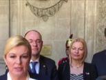 Predsjednica o susretu s čelnikom Agrentine (VIDEO: Dnevnik.hr)