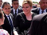 Predsjednica Kolinda Grabar Kitarović pozvala iseljenike da se vrate (Video: Dnevnik Nove TV)