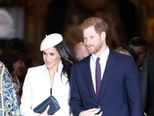 Princ Harry i Meghan Markle (Foto: Getty) - 2