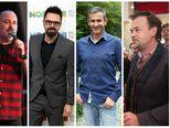 Tony Cetinski, Petar Grašo, Giuliano, Gibonni (FOTO: Pixell)