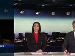 Andrija Jarak i Refika Hamzagić uživo o odronu kuća (Video: Dnevnik Nove TV)