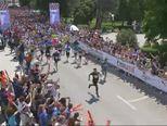 Početak spektakularne utrke (Video: NovaTV)