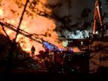 Požar u C.I.O.S.-u (Video: Dnevnik.hr)