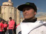 Ženska pobjednica utrke Wings for Life (Video: Dnevnik.hr)