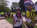Ivan Šarić na utrci Wings for Life (Video: Dnevnik.hr)