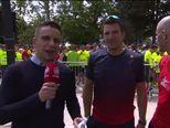 Braća Sinković na utrci Wings for Life (Video: Dnevnik.hr)