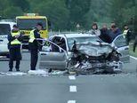 Teška prometna nesreća kod Bjelovara