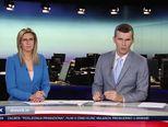 Ekipa Provjerenog svjedočila je napadu na policajca (Video: Dnevnik Nove TV)