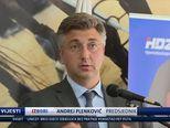 Plenković iz Sinja o velikoj koaliciji Mosta i HDZ-a (Video: Vijesti u 17h)