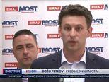 Nacionalne prepirke, lokalni izbori (Video: Dnevnik Nove TV)