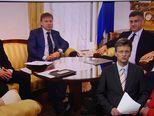 Drugi čovjek ruskog Sberbanka u Zagrebu (Video: Vijesti u 17h)