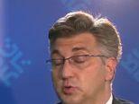 Plenković o sastancima s grupom Borg (Video: Dnevnik.hr)