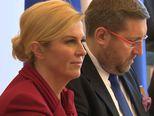 Predsjednica kreće u političku akciju zbog Agrokora (Foto: Dnevnik.hr)