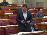 Nikola Grmoja: Tvrtke bez zaposlenih dobile su milijunske kredite (Video: Dnevnik.hr)