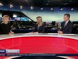 Milanka Opačić o Zoranu Milanoviću (Video: Dnevnik Nove TV)