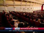 Motivacija za bolji život (Video: Dnevnik Nove TV)