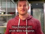 Stipe Miočić progovorio o privatnom životu (VIDEO: IN Magazin)
