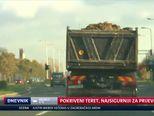 Pokriveni teret, najsigurniji za prijevoz (Video: Dnevnik Nove TV)