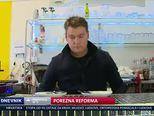 Porezna reforma (Video: Dnevnik Nove TV)