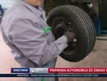 Priprema automobila za zimske uvjete (Video: Dnevnik Nove TV)