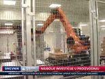 Najbolje investicije u proizvodnju (Video: Dnevnik Nove TV)