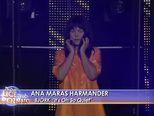 Ana Maras Harmander u showu Tvoje lice zvuči poznato (VIDEO. Dnevnik.hr)