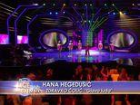 Hana Hegedušić u showu Tvoje lice zvuči poznato (VIDEO: Dnevnik.hr)