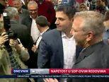 Napetost u SDP-ovim redovima (Video: Dnevnik Nove TV)