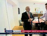 Ured ukinut, Mesić ga i dalje koristi (Video: Dnevnik Nove TV)