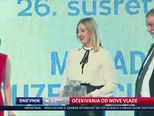 Očekivanja od nove Vlade (Video: Dnevnik Nove TV)