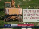 Gospodarenje otpadom (Video: Dnevnik Nove TV)