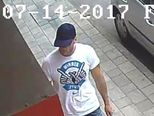 Nepoznati razbojnik za kojim traga zagrebačka policija tijekom prijašnjih pljački u Zagrebu (Foto: PUZ)