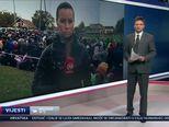 Barbara Štrbac javlja se iz Slovenije (Video: Vijesti u 17 h)