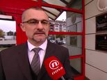 Dražen Laljek, glasnogovornik PU koprivničko-križevačke, o prometnoj nesreći u Cvetkovcu (Video: Dnevnik.hr)