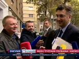 Među štićenim osobama i Andrej Plenković (Video: Dnevnik Nove TV)