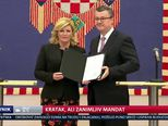 Kratak, ali zanimljiv mandat (Video: Dnevnik Nove TV)