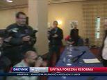 Upitna porezna reforma (Video: Dnevnik Nove TV)